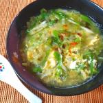 大胆2本。〆に最高トロ葱極上トリプル出汁海苔スープ(糖質7.7g)
