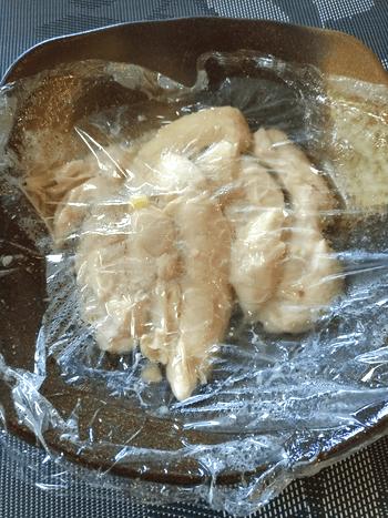 絶品ツナチキンの和風マスタードトマトサラダ