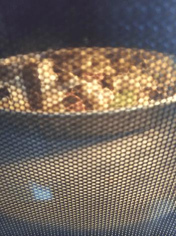 絶品鯖カレーキャベツカマンベール焼き