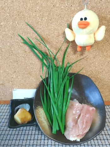 生姜が響くチキンおぼろそぼろ豆腐