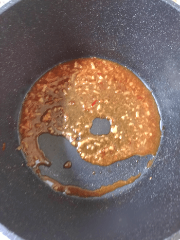 ビリリと旨い山椒香味焼き豚オニオン