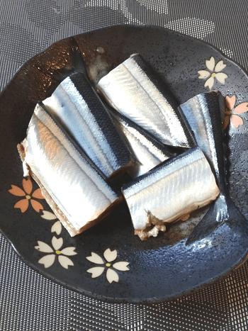 芳しマヨクミンタンドリー秋刀魚