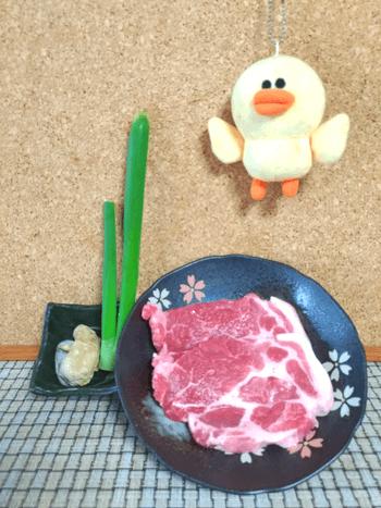 クッキングペーパー激楽角煮
