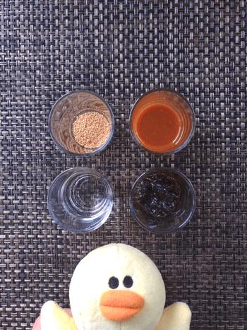 もう残らせない!極上美味しい海苔鳥皮のおぼろ豆腐味噌汁(糖質9.6g)
