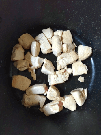 塩と醤油の最簡単な柔らか鶏むね塩チキン