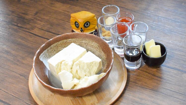 目指せ最短!一撃7個つくおきスイチリチーズ豆腐バーグ(1個糖質3.0g)