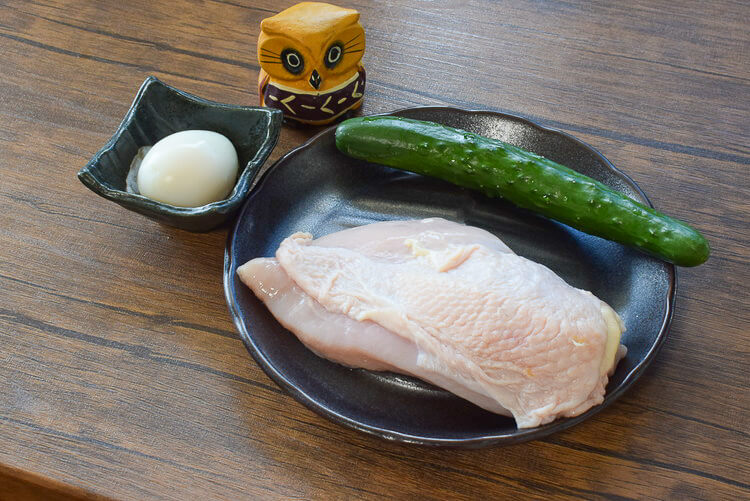 目指せ絶品!進化したとても美味しい黒タルタル棒棒鶏(糖質3.9g)