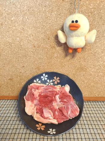 本能的な甘刺激。簡単スイチリ柚子胡椒の低カロ唐揚げ(糖質6.9g)