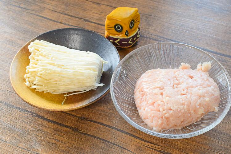 絶対パサつかぜず!意思強め絶品つくおき塩チキン皮なし焼売(糖質7.8g)