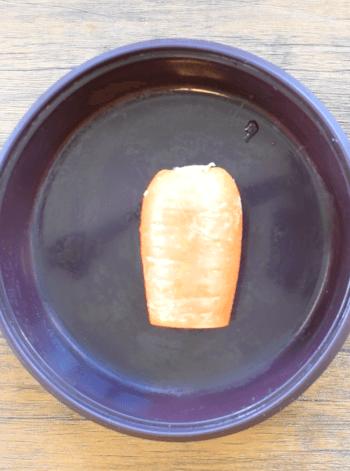 プリ海老&秀でた甘さ。ほっこり人参オーロラキャロチリ(糖質5.8g)
