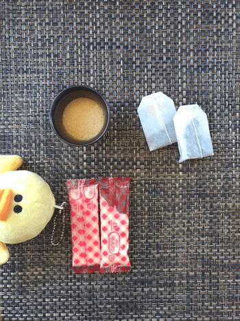 1個99kcal。生クリ無用の美味ギリシャ紅茶パンナコッタ(糖質3.7g)
