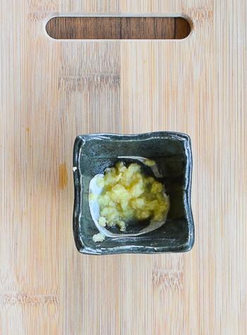 お野菜下剋上。極上トロナスの鉄板スイチリ生姜焼き(糖質9.8g)