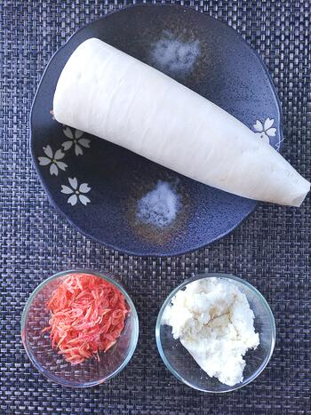 ジャガ感90点。おつまみ&お菓子に簡単おから海老大根モチ(糖質9.9g)