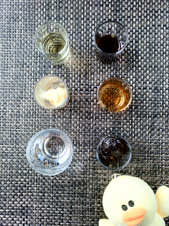 しっとり肉厚。薫り酒蒸しむね肉の漬け旨海苔韮ソース(糖質6.2g)
