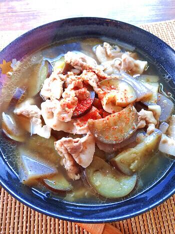 幸福な満腹感。超主食系の絶品具だくさん中華生姜豚汁(糖質9.9g)