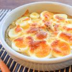 和ってすごいね。サバ水煮の味噌コンソメチーズグラタン(糖質3.0g)