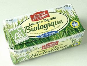 Grand Fermage バイオ・グラスフェッドバター
