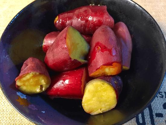 絶品&簡単なサツマイモレシピ