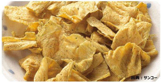 サンコー 大豆チップスのり塩味(タンパク質23.5g)