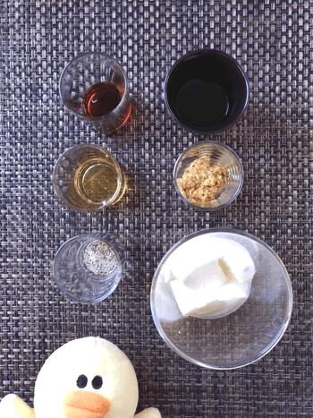 ホテルのトロ卵!簡単5分のヨーグルトハニーチーズエッグ(糖質5.6g)