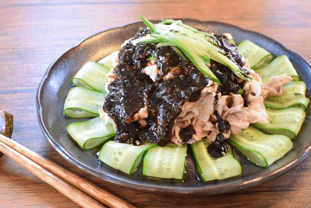 自宅お店越え!激烈美味しい黒雲白肉ウンパイロウ(糖質7.2g)