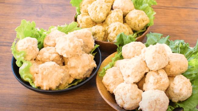 1撃40個!ダイエットに最高な作り置き痩せ鶏団子を作ろう!