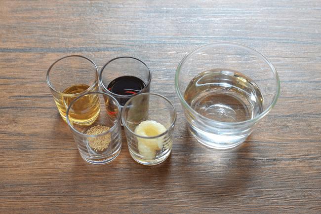 日本酒溺愛!食感最高おつまみ系キクラゲ三倍酢モツ(糖質5.0g)