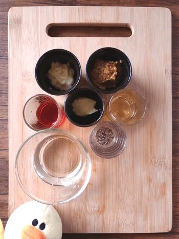 お待たせ5分!家飲み最高柔豚ジンジャーハニーマスタード(糖質5.6g)