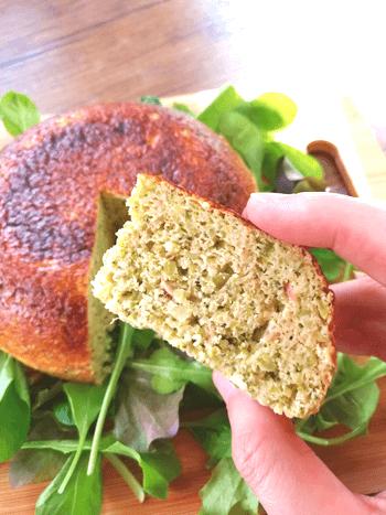 別格の満足感!ツナブロッコの衝撃おからお惣菜パン(糖質4.6g)