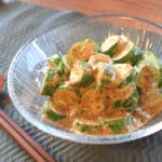 水っぽさゼロ!無限にイケる蟹味噌風辛子キューちゃん(糖質6.6g)