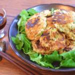 食卓そびえる!丸ごと1本の山盛り胡麻醤油おから葱焼き(糖質8.7g)