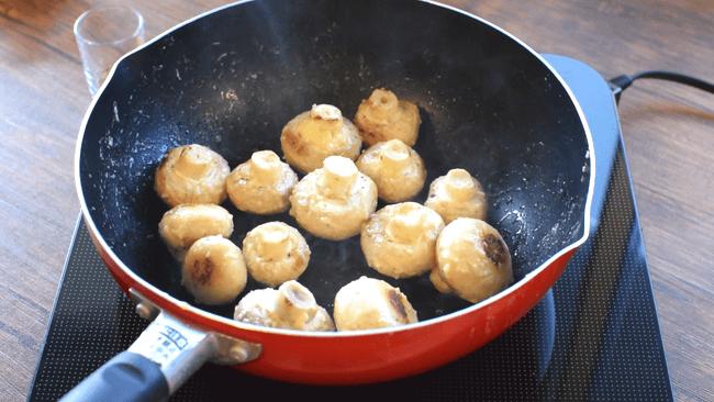 まさに最強!麺つゆ焦がしバターガーリックうずら(糖質3.0g)
