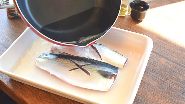 裏技的一皿!はちみつ紅生姜の柔らかヘルシーサバ味噌煮(糖質9.6g)