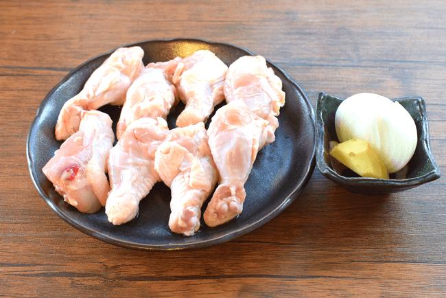 お安く極ジューシー!生姜味噌スイチリの極上チキンスペアリブ(糖質9.9g )