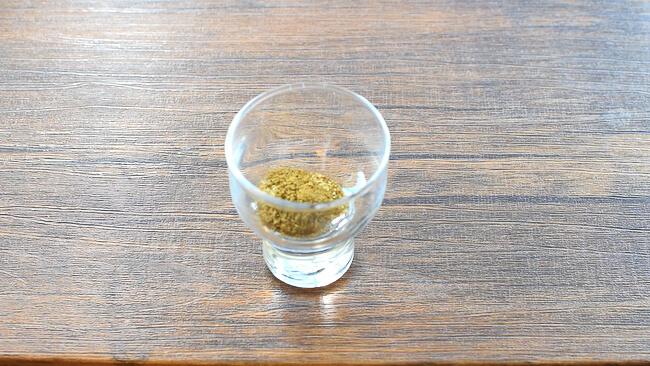 フワプリ大切!クミン山椒塩の激むきエビ焼きフリッター(糖質5.8g)