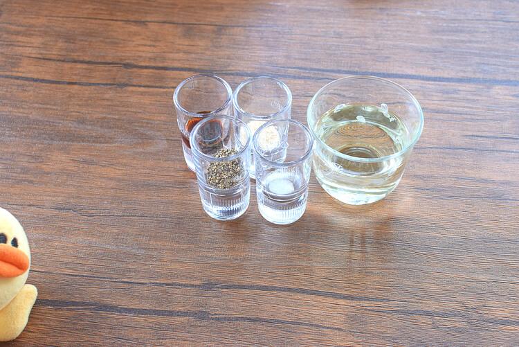 最高の柔らかさ!激簡単な砂肝白ワインのバクテー煮込み(糖質3.9g)
