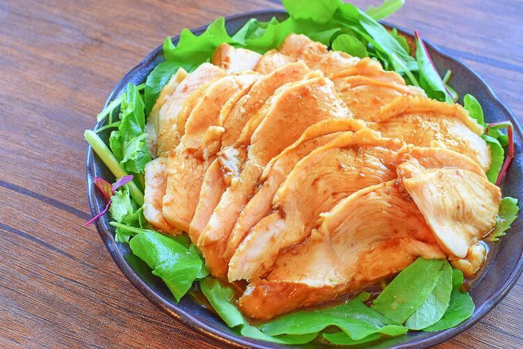 唸るよ美味しさ!おもてなしにも絶品バター珈琲チキン叉焼(糖質4.5g)