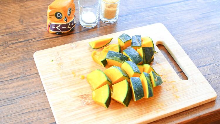 ほっこり蜜密!ノンオイルで美味しいギリシャ南瓜ケーキ(1個8.2g)