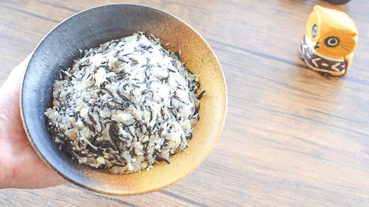 旨さ栄養てんこ盛り!食感最高の超ダイエット黒海苔鶏団子(糖質6.4g)