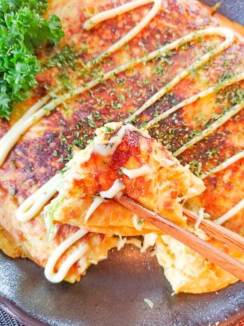 満足感5万!山盛り絶品海鮮ヨーグルトカレーチーズ焼き(糖質6.5g)