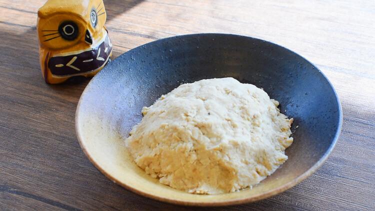 驚きの美味しさ!一見地味な濃厚ゴマの抹茶大豆あんこ(糖質4.7g)