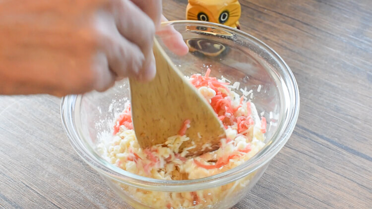 驚き最高潮!ショックな美味しさエノキ紅生姜ふわ天(糖質9.1g)