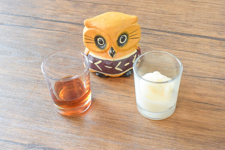 しっとり凄美味!なめ茸ツナマヨの大盛り居酒屋ポテサラ(糖質5.7g)