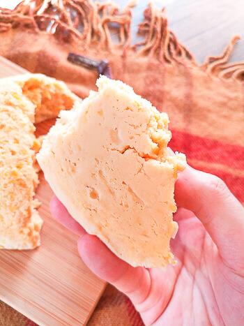 しっとりの向こう側。凄く美味しい低糖質コーンケーキ蒸しパン(糖質8.3g)